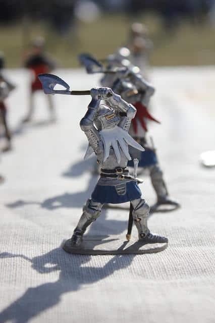 Πως να βάψετε πλαστικά στρατιωτάκια (μοντελισμός)