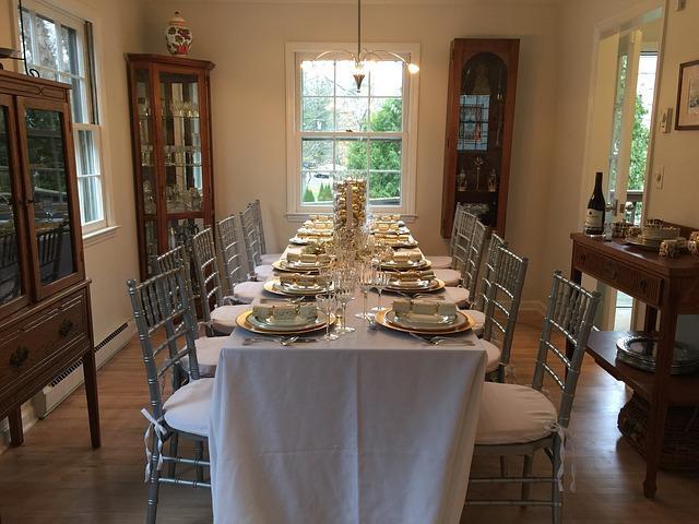 Το τραπέζι των Χριστουγέννων