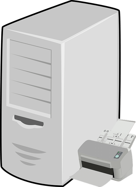 COMPUTER AND FAX