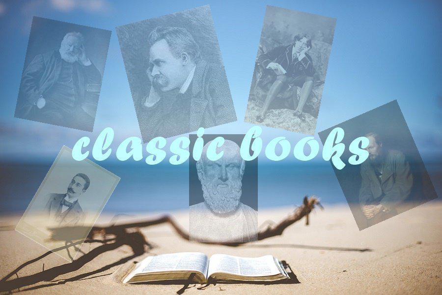 Κλασικά βιβλία για το καλοκαίρι και όχι μόνο…