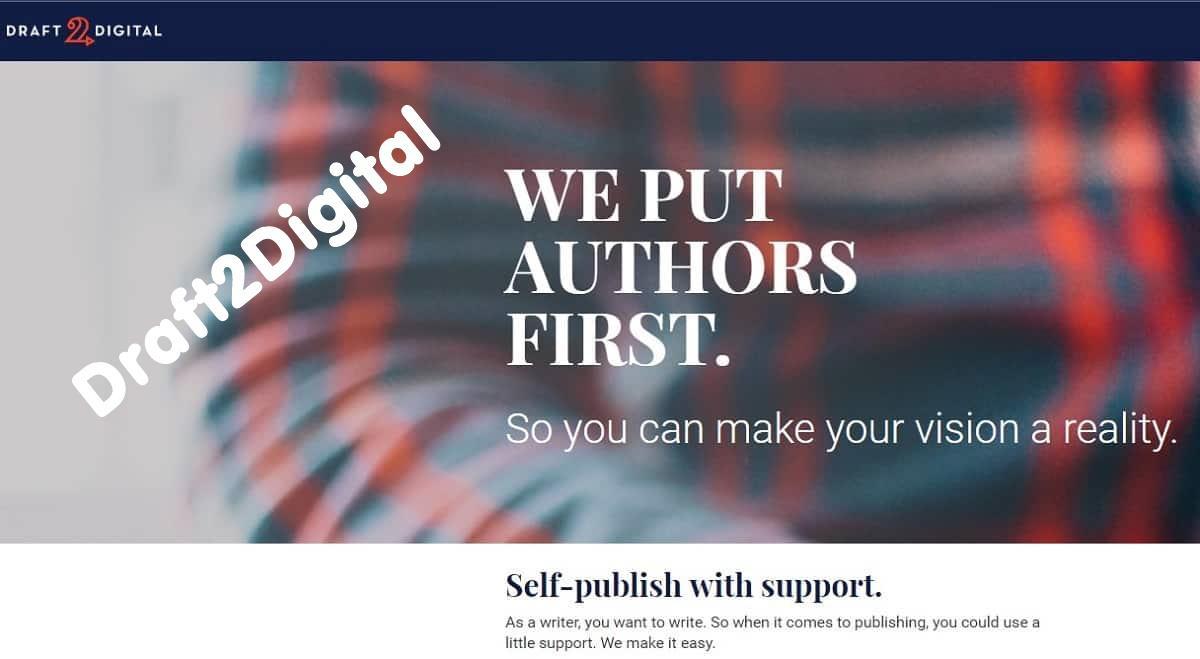 Πώς να πουλήσετε το βιβλίο σας με την Draft2Digital